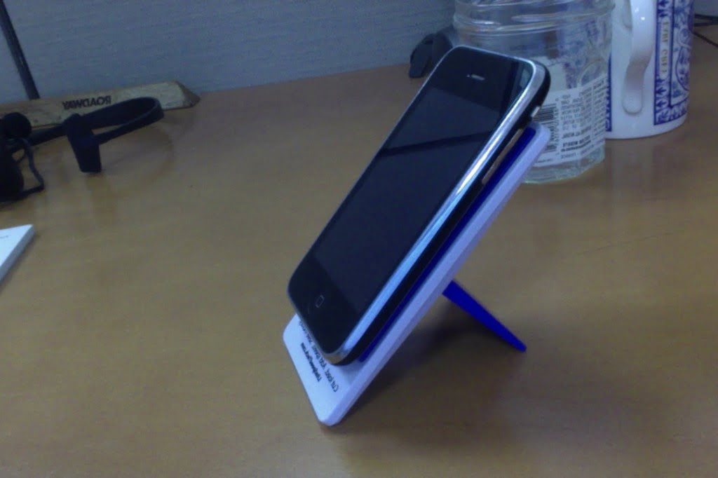 LiteSpeed cell phone stand