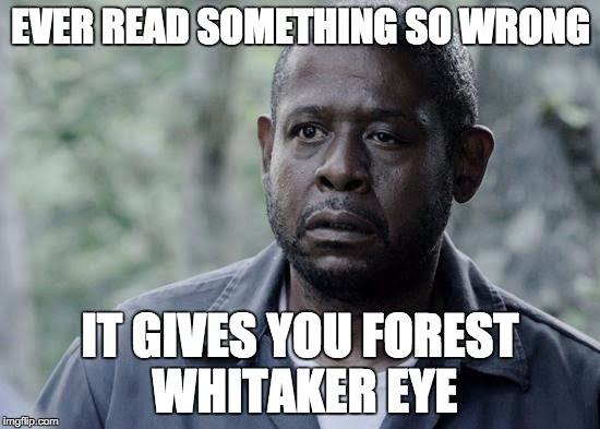 Whitaker Eye