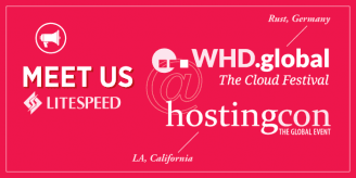 Meet Us at WHD.global and HostingCon Global!