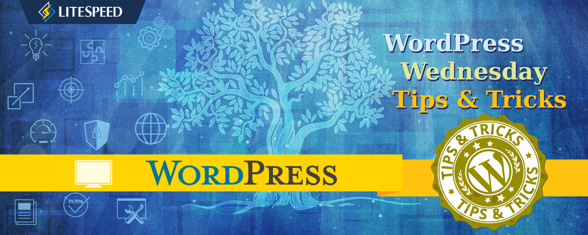 WordPress Wednesday