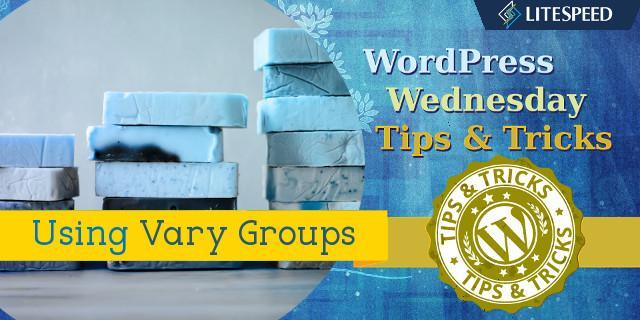 WpW: Vary Groups