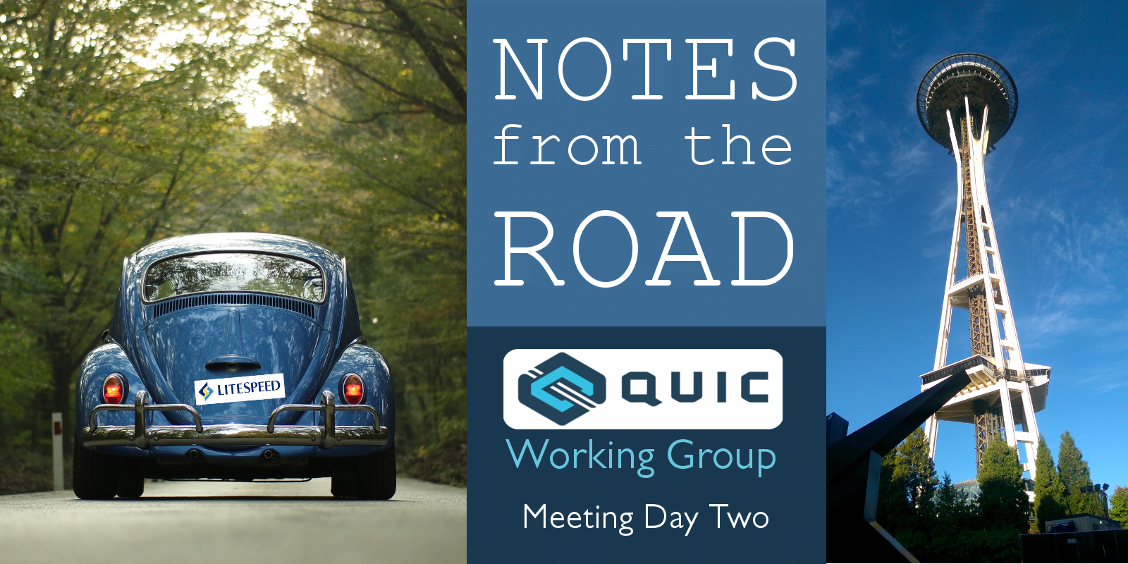 NFtR: QUIC Working Group Day Two