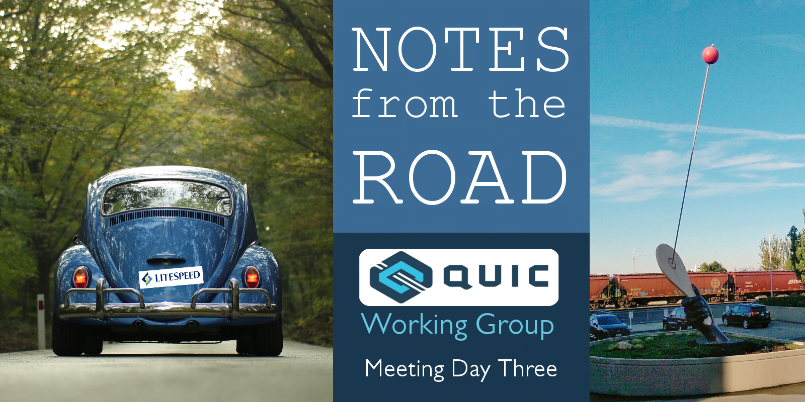 NFtR: QUIC Working Group Day Three