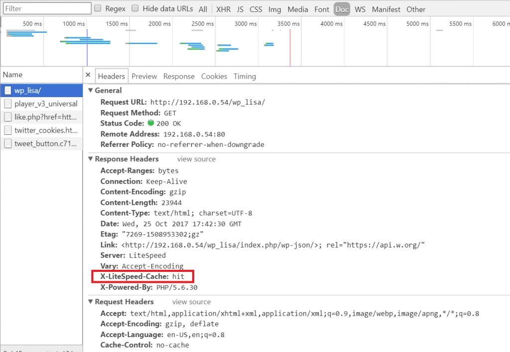 Installing OpenLiteSpeed, WordPress, and LSCache
