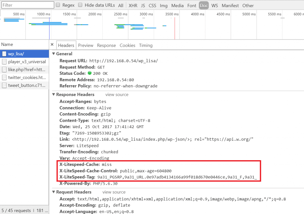 Installing OpenLiteSpeed, WordPress, and LSCache ...