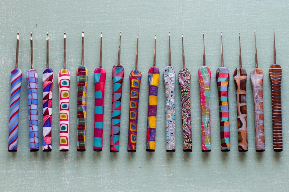 Purging LiteSpeed Cache via WordPress Hooks: Polka Dot Cottage Crochet Hooks in a Row