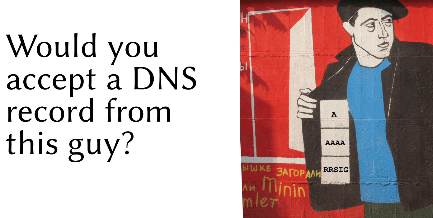 IETF 101: Would you accept a DNS record from this guy?