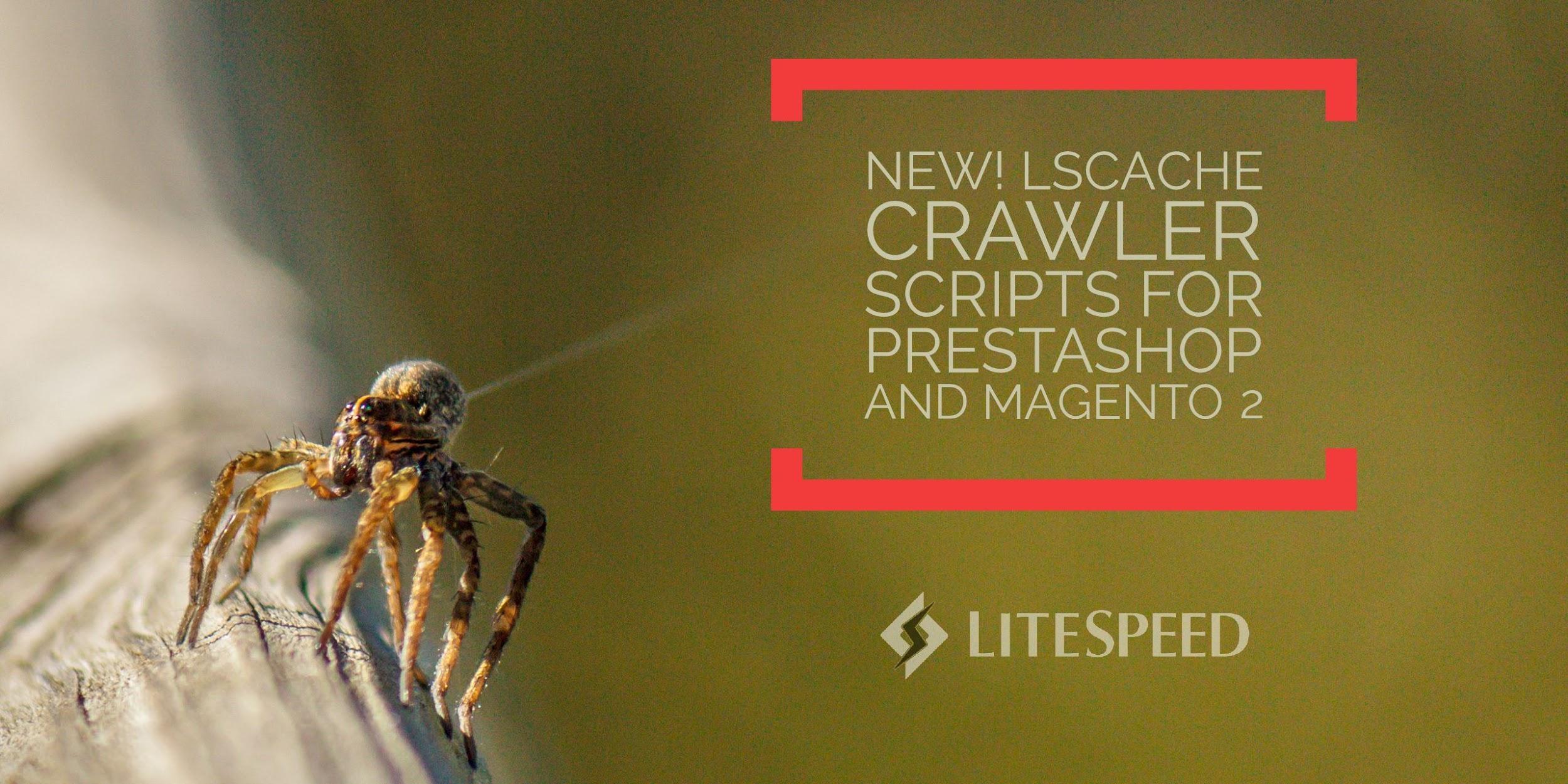 Cache Crawler for PrestaShop and Magento 2 ⋆ LiteSpeed Blog