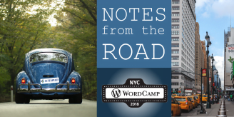 Notes From the Road: WordCampNYC