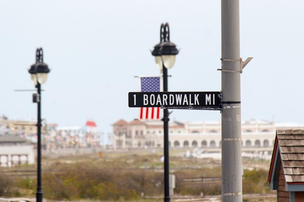 LiteSpeed Cache for WordPress 2018 Milestones: Ocean City NJ Boardwalk Mile Marker