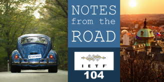 Notes from the Road: IETF 104 – QUIC Takes
