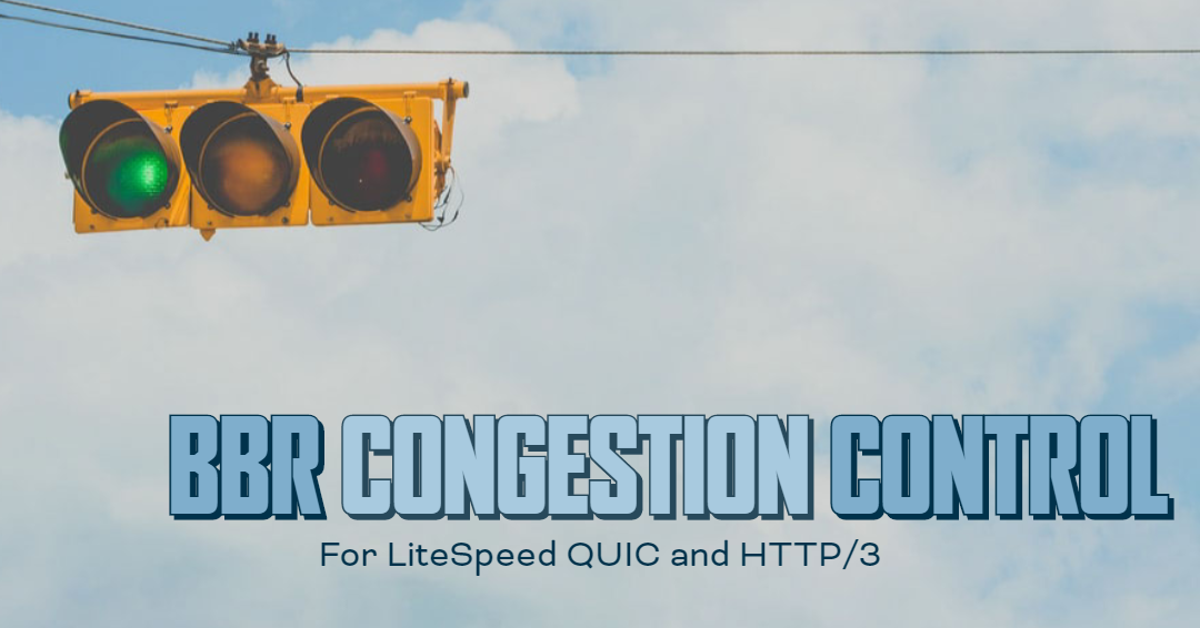 BBR Control in QUIC and HTTP/3