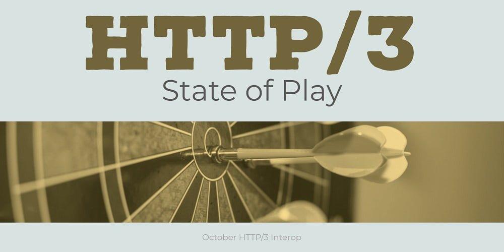 Current Status of HTTP/3