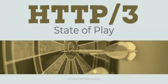 HTTP/3: State of Play
