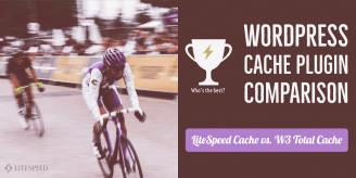 LiteSpeed Cache vs. W3 Total Cache