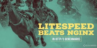 LiteSpeed Beats nginx in HTTP/3 Benchmark Tests
