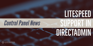 LiteSpeed Support in DirectAdmin