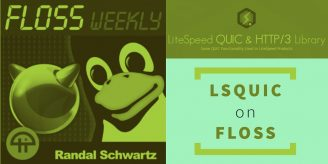 LSQUIC on FLOSS Weekly