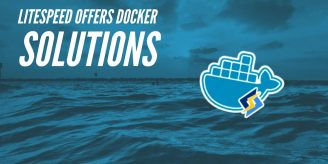 LiteSpeed Offers Docker Solutions